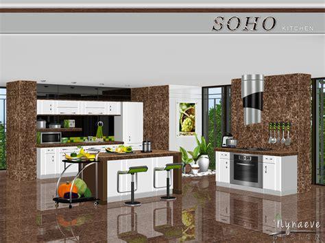 sims 3 kitchen ideas nynaevedesign s soho kitchen
