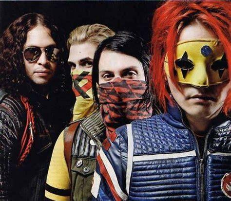 Hoodie Mcr My Chemical Killjoy 1 バレットプルーフ ポップ danger days the fabulous killjoys 2010 my