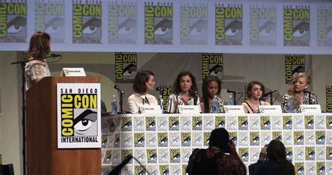 film seri extant starke seriendarstellerinnen sdcc panel women who kick
