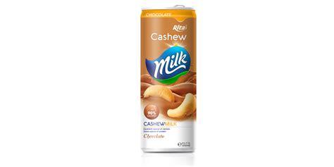cashew milk chocolate 250ml oem manufacturing beverages