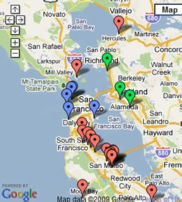 san francisco map beaches sewage pollution flows into bay many beaches closed san