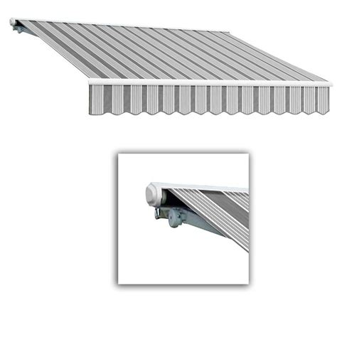 Manual Awning by Awnings In A Box 8 Ft Classic Manually Retractable Awning