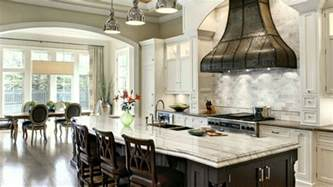 ideas for a kitchen cool kitchen island ideas