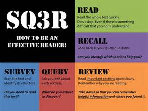sq3r reading worksheet sharebrowse