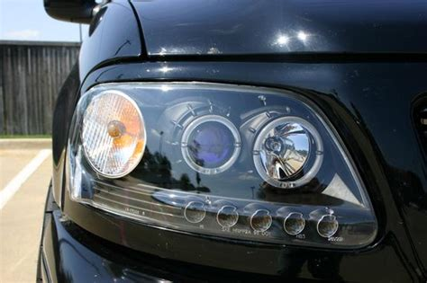 2001 f150 lights 2001 ford f 150 headlights pictures to pin on