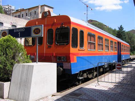 treni fs 171 l umbria ex fcu via alla trattativa tra regione e rfi rete al