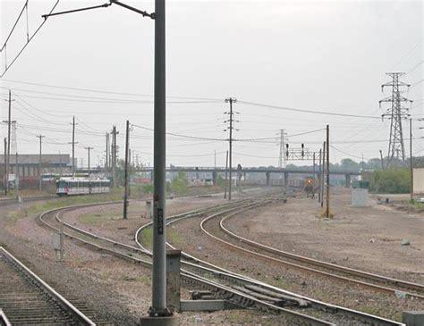 st louis light rail inbound view grand