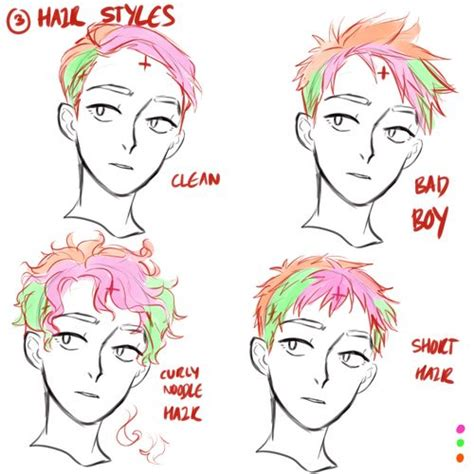 Best 20  Drawing hair tutorial ideas on Pinterest