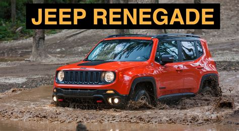 4x4 road jeep 2015 jeep renegade trailhawk 4x4 road and track