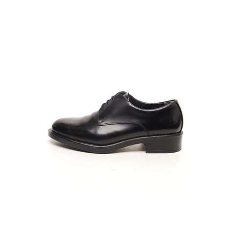 top oxford shoes s plain top wrinkle leather open lacing oxford shoes