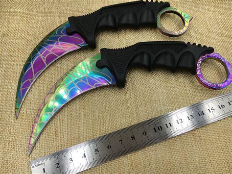 karambit neck knife aliexpress buy cs go counter strike claw karambit