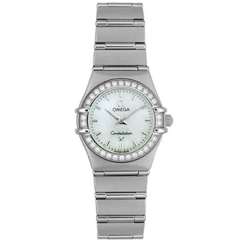 sure buy omega s 1466 71 00 constellation quartz