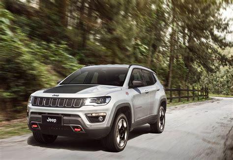 New Jeep 2018 Compass by новый джип компас 2017 2018 фото видео цена Jeep Compass