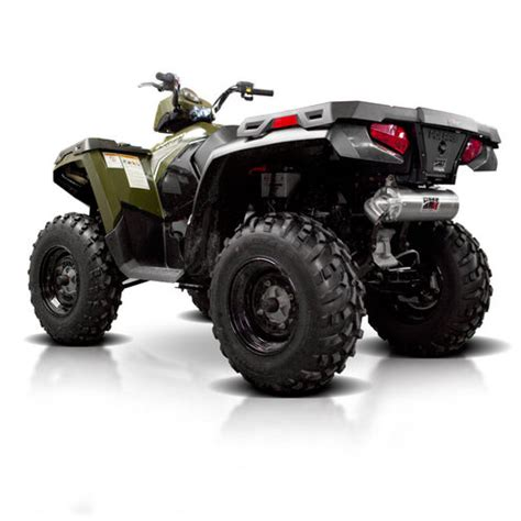 polaris® sportsman® 400 atv exhaust hmf racing