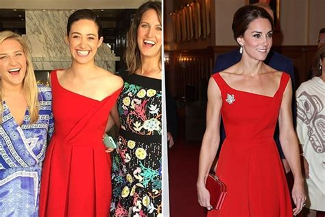 emmy rossum autumn leaves emmy rossum just wore the same dress as princess kate to