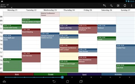 companies that make calendars business calendar calendario aplicaciones de android