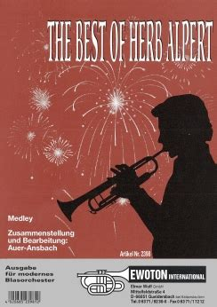 the best of herb alpert the best of herb alpert auer ansbach