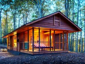 Small Homes That Can Be Moved Eco Friendly Tiny Cabin Can Be Moved And Placed Anywhere