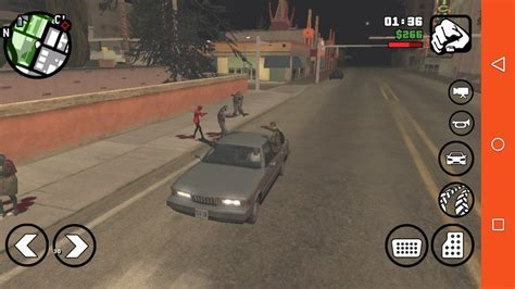 gta san andreas mod game for android gta san andreas zombie mod for android v1 4 mod