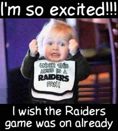Raiders Meme - 17 best images about raiders on pinterest the raiders