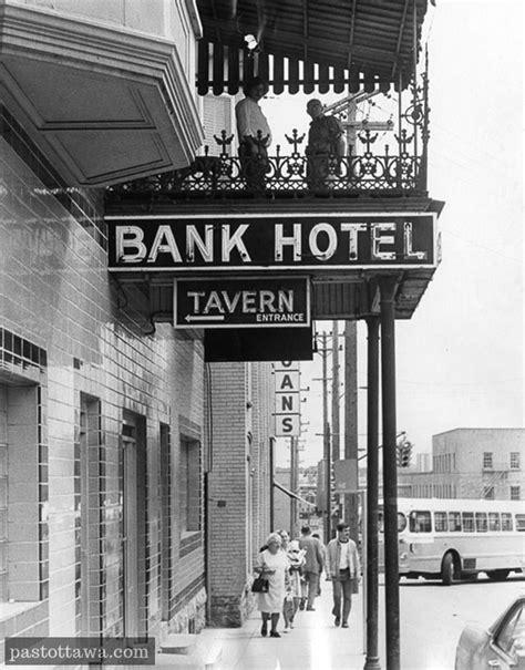 Hôtel Bank sur Eddy .:. 1980 contre 2013 - Ottawa Passé