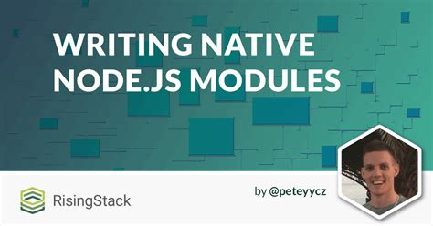 node js beyond the basics advanced topics about the node js runtime books writing node js modules risingstack