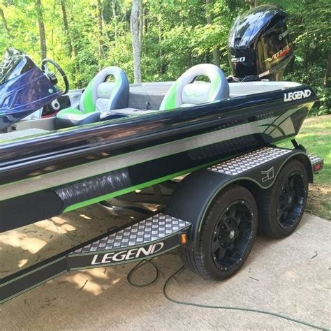 legend boats used used bass legend boats for sale 2 boats