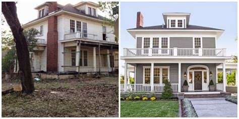 fixer upper after hgtv fixer upper before and after google search homes