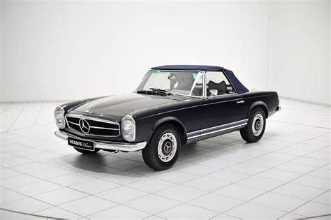 mercedes classic brabus classic mercedes benz 280 sl pagoda w 113 picture
