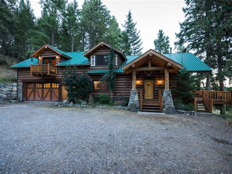 hanging rock log home 4 br vacation cabin for rent in