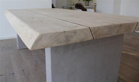 Tischplatte Aus Beton by Masstisch 19 Maintisch