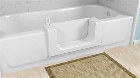 senior bathtubs with doors safety step walk in bathtub access for handicap and seniors