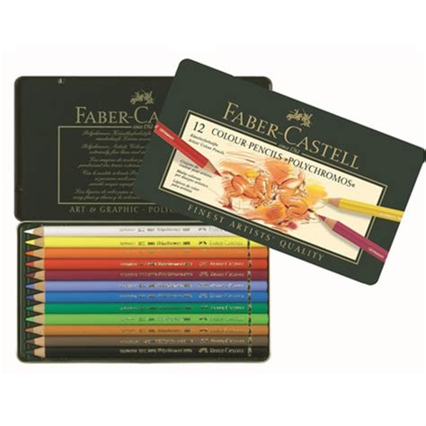 based colored pencils faber castell polychromos based colored pencils