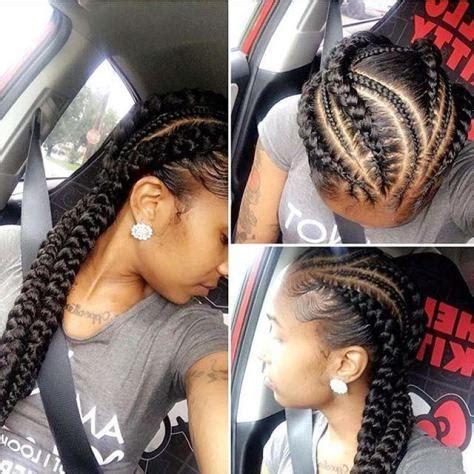 weave hairstyles 2017 braids cornrows ghana weaving braids hairstyles 2018 fashiong4