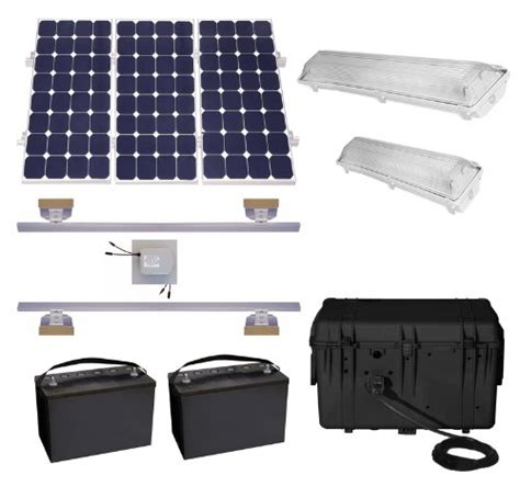 Shed Solar Panel Kit by Lifetime Sheds Suninone Solar Shed Lighting And Power Kit Iv High Quality Turn Key Kit