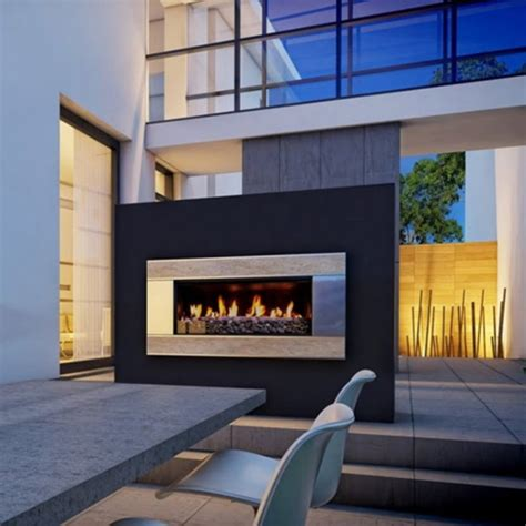 outdoor built in gas fireplaces 12 wonderful design ideas