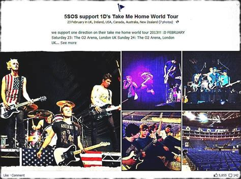 take me home tour 5 seconds of summer photo 36213956