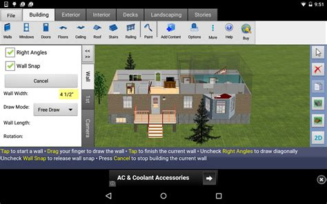 home design app android free dreamplan home design free 1 62 apk download android lifestyle apps