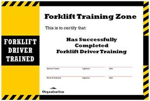 free forklift certification card template forklift certification card forklift zone