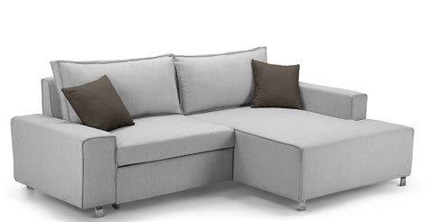 corner couch sofa bed mayne right hand facing corner sofa bed clear grey stone