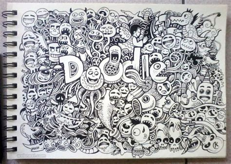 best doodle drawing 25 beautiful doodle works around the world
