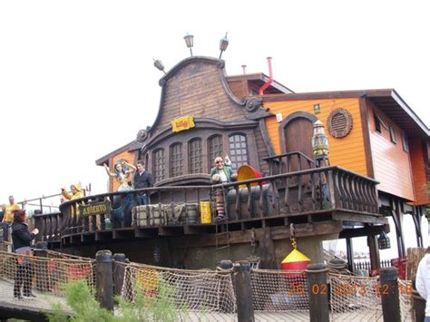 barco pirata villa gesell foto de balneario windy villa gesell roma por amor al