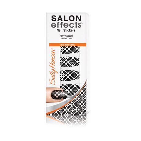 Nail Stickers Walmart sally hansen salon effects nail stickers walmart ca