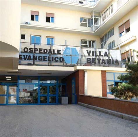 casa di cura villa betania roma ospedale generale santo spirito villa betania clinica