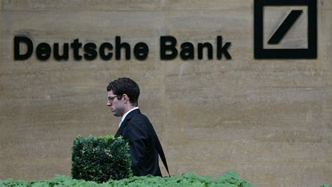 deutsche bank brüssel deutsche bank could move from uk if britain leaves the