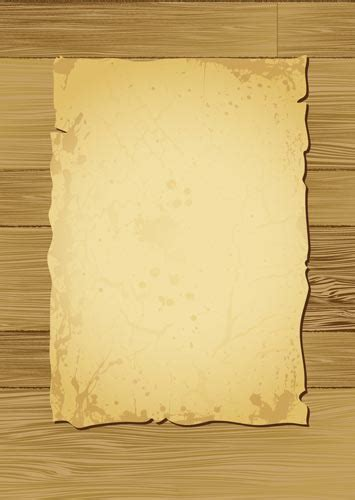 scroll papers vector background