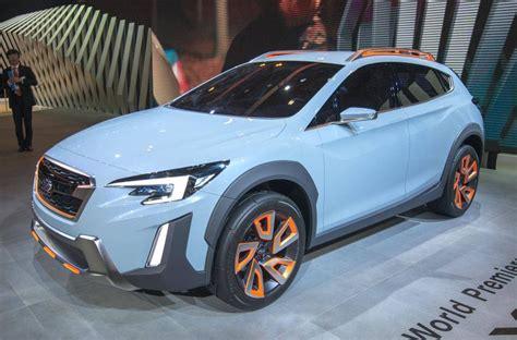subaru crosstrek turbo interior price release date