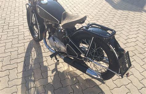 Motorrad Brandner by Umgebautes Motorrad Dkw 350 Nz Motorrad Brandner
