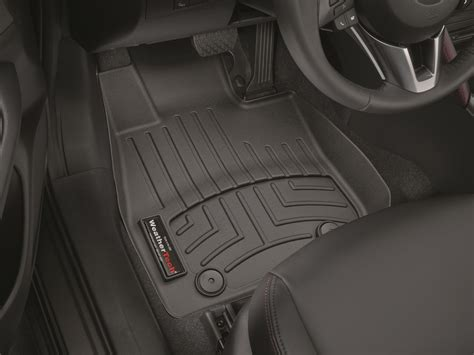 weathertech floor mats floorliner for mazda cx 3 2016 2017 black ebay
