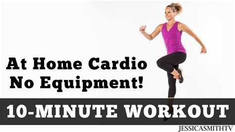 home cardio workouts without equipment eoua